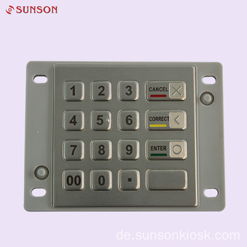 Diebold Encrypted PIN Pad